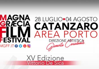 """Sponsor per  la Manifestazione del cinema """"Magna Graecia Film Festival 2018"""""""