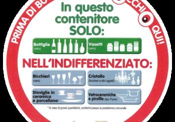 """Raccolta Differenziata del """"VETRO"""": sensibilizzazione alle Scuole Comunali di Catanzaro."""