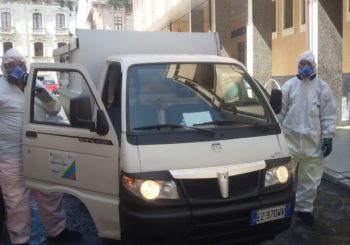 """Servizio dedicato a domicilio per utenti in """"Emergenza Covid-19""""."""