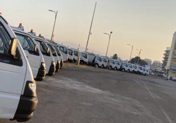 ANNULLATA  causa allerta meteo la presentazione della nuova flotta di automezzi SI.ECO spa